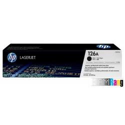 کارتریج لیزری HP 126A مشکی