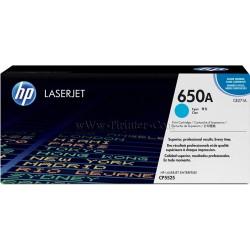 کارتریج لیزری HP 650A آبی