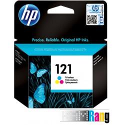 کارتریج جوهرافشان HP 121 رنگی