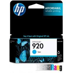 کارتریج جوهرافشان HP 920 آبی