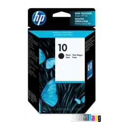 کارتریج پلاتر جوهرافشان HP 10 مشکی