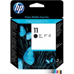 هد مشکی HP 11