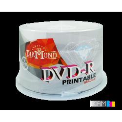 دی وی دی خام قابل چاپ ملودی 50 عددی