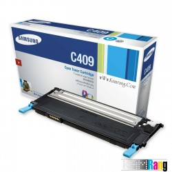 کارتریج لیزری آبی Samsung CLT-C409A