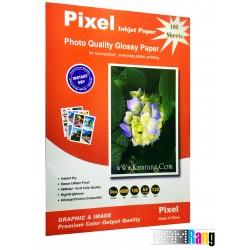 کاغذ فتوگلاسه Pixel سایز A4 وزن 120 گرم