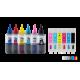 کارتریج قابل شارژ پرینترهای اپسون r290 - r295