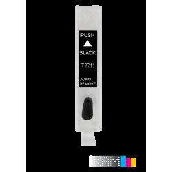 کارتریج قابل شارژ پرینتر اپسون 7610DWF رنگ مشکی