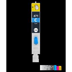 کارتریج قابل شارژ پرینتر کانن MG - 5740 رنگ آبی