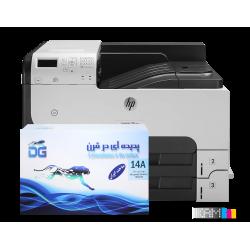 کارتریج پرینتر اچ پی LaserJet 700 M712