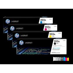 کارتریج لیزری HP 203A سری کامل