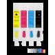 کارتریج قابل شارژ اپسون T0731 - T0732 - T0733 - T0734