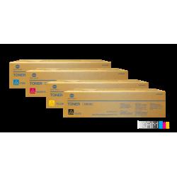 کارتریج طرح اورجینال کونیکامینولتا Bizhub C452/C552/C652 سری کامل