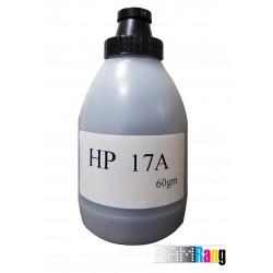 تونر یکبار شارژ کارتریج لیزری اچ پی 17A