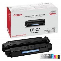 کارتریج لیزری Canon EP-27 مشکی