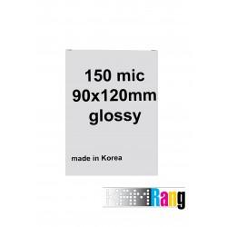 طلق پرس 9x12 سانتی متر 150 میکرون