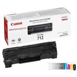 کارتریج لیزری Canon 712 مشکی