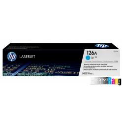 کارتریج لیزری HP 126A آبی