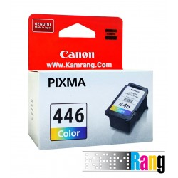 کارتریج جوهرافشان Canon CL-446 رنگی