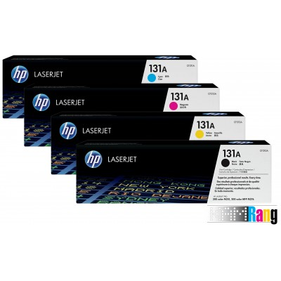 کارتریج لیزری HP 131A چهار رنگ
