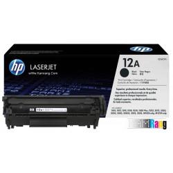 کارتریج لیزری HP 12A مشکی