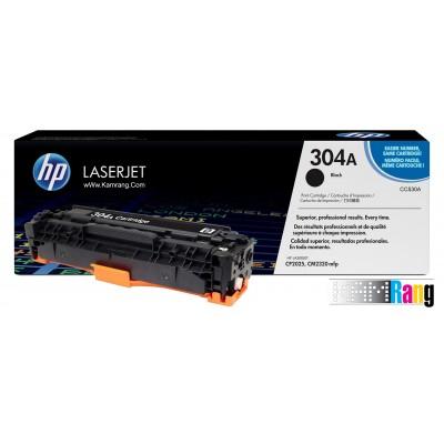 کارتریج لیزری HP 304A مشکی