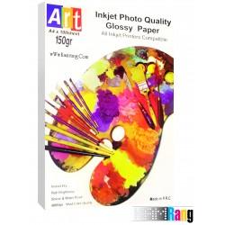 کاغذ فتوگلاسه Art سایز A4 وزن 150 گرم