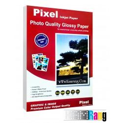 کاغذ فتوگلاسه Pixel سایز 5R وزن 250 گرم
