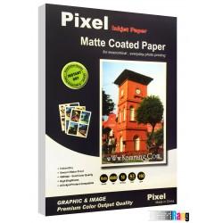 کاغذ کتد مات Pixel سایز A3 وزن 190 گرم 50 برگ