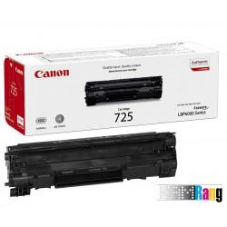 کارتریج لیزری Canon 725 مشکی