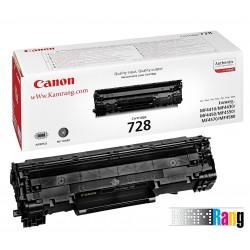 کارتریج لیزری Canon 728 مشکی