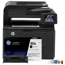 کارتریج لیزری HP 80A مشکی
