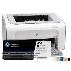 کارتریج لیزری HP 35A مشکی