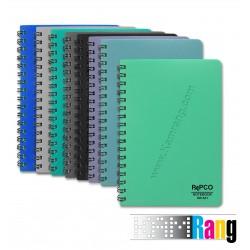 دفترچه یادداشت سیم از بغل پاپکو مدل NB-621
