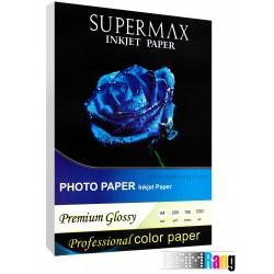 کاغذ فتوگلاسه سوپرمکس سایز A4 وزن 200 گرم 100 برگ