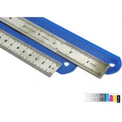 خط کش فلزی 20 سانتی متر