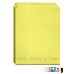 پاکت اداری A3 رنگ زرد
