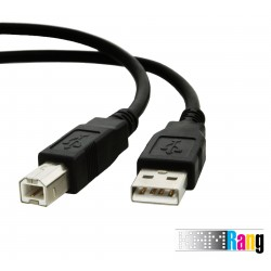 کابل USB پرینتر 5 متری