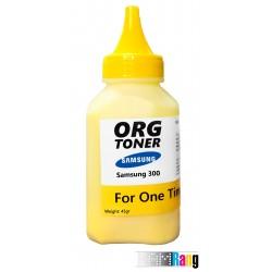 تونر شارژ لیزر رنگی سامسونگ 300 زرد