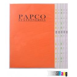 پوشه کیسه ای آجدار پاپکو کد 11-A4-2