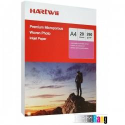 کاغذ وون هارتوی سایز A4 وزن 260 گرم 20 برگ