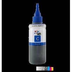 جوهر 100 میلی لیتر WOX آبی برای پرینترهای HP