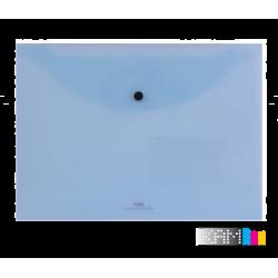 پوشه دکمه دار پاپکو کد A4-116BT سايز A4