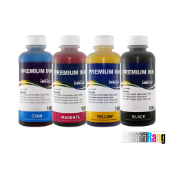 جوهر 100میلی لیتر InkTec چهار رنگ اپسون