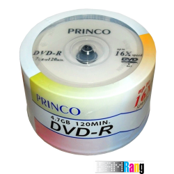 دی وی دی خام پرینکو 50 عددی
