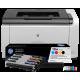 کارتریج پرینتر لیزر رنگی اچ پی cp1025nw سری کامل