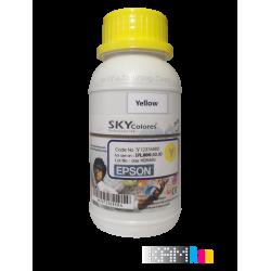 جوهر 200 میلی لیتر SKY زرد برای پرینترهای Epson