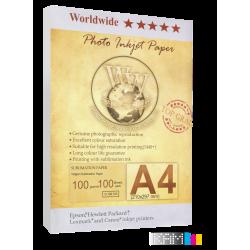 کاغذ سابلیمیشن دبلیو دبلیو سایز A4 وزن 100 گرم...
