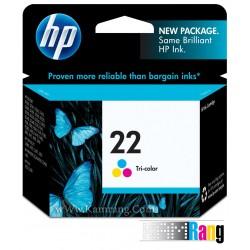کارتریج جوهرافشان HP 22