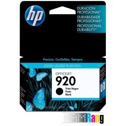 کارتریج جوهرافشان HP 920 مشکی