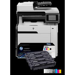 کارتریج پرینتر لیزر رنگی اچ پی Pro400 M475